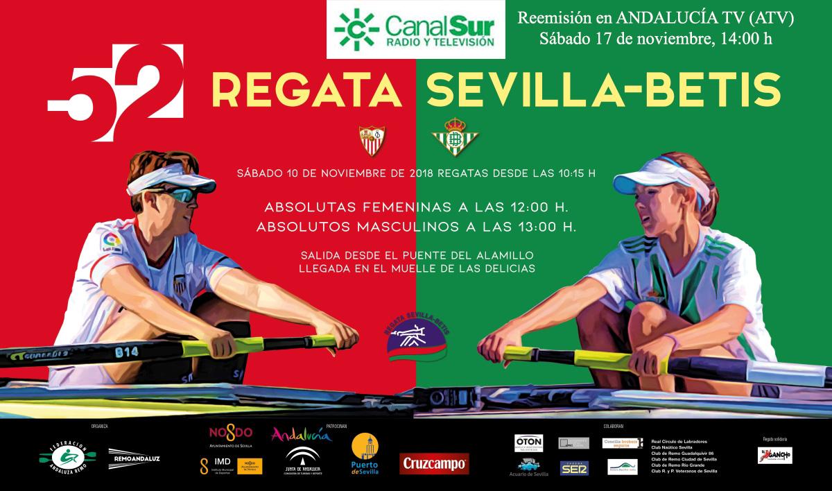 Regata Sevilla Betis